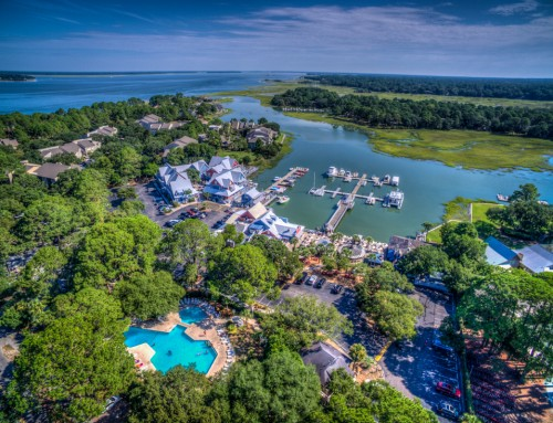 Hilton Head Aerial Photography